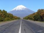 Дорога к вулкану