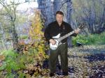 Камчатский бард - Алексей Бельдюгин на едине с осенью